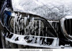 stock-photo-car-wash-with-soap-230091814